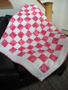 Disa's quilt 1