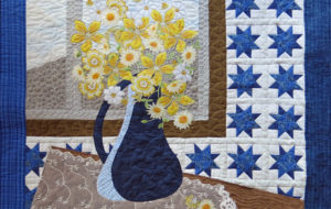 Challenge Quilt Using 2 5 Strips The Potting Shed Quilter